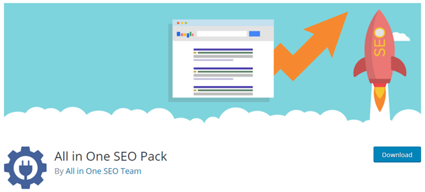 all in one seo pack best WordPress seo plugin
