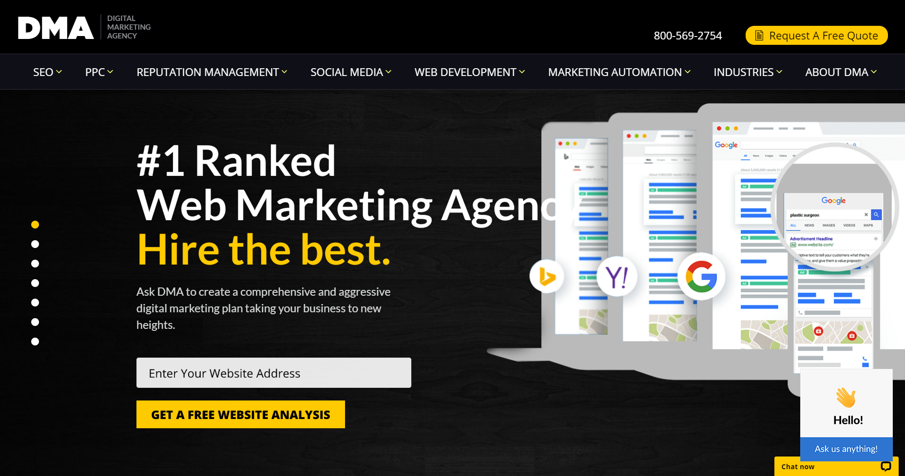 digital marketing agency best white label seo company