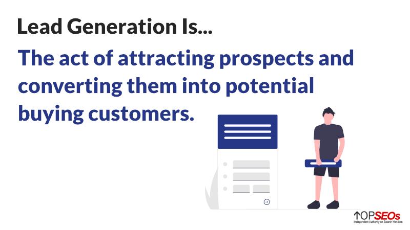 lead generation definition