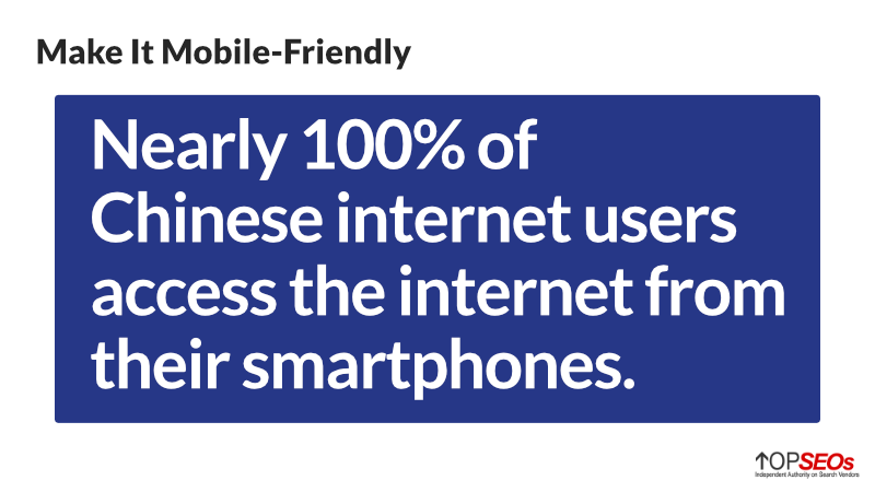 why mobile-friendly is important