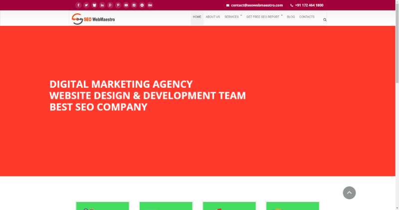 seo webmaestro seo company in mohali, india