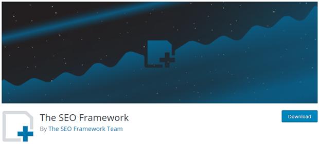 the seo framework WordPress seo plugin