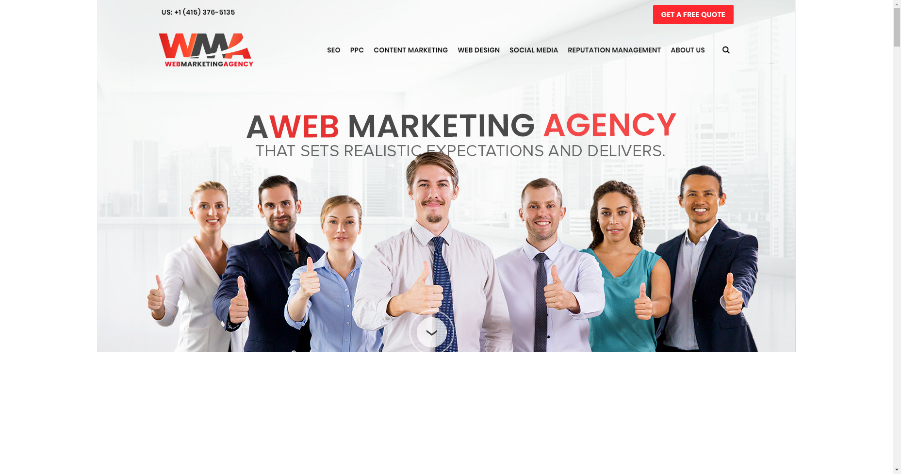 web marketing agency best white label seo company